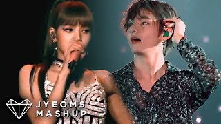 BTS & BLACKPINK   PIED PIPER X PLAYING WITH FIRE (MASHUP) [2019 Ver.]