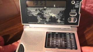 Sony ICF-SW12 World Band Radio
