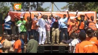 Nambari za vitambulisho vya Raila na Anyango ni sawa