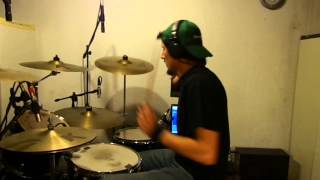 Anti Flag - Project for a New American Century Drums Cover (HD)
