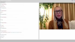 Новая программа по инфобизнесу Оксаны Задорожной с Владой Парфэ 28 02 17