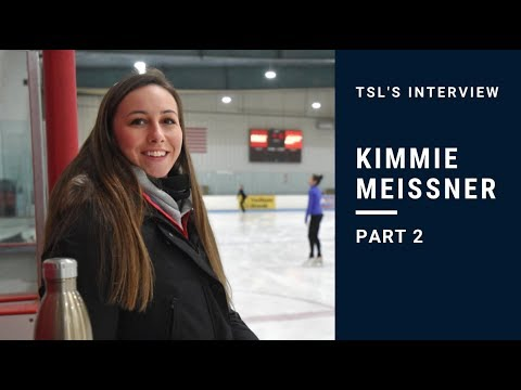 Kimmie Meissner: Part 2 of TSL's Interview (Life after the 2006 World Championships)