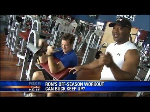The Ron Gant workout