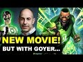 Download Video Green Lantern Corps Movie - David Goyer - Beyond The Trailer