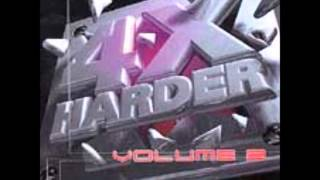 DJ Rick Garcia 4x Harder Volume 2 1998