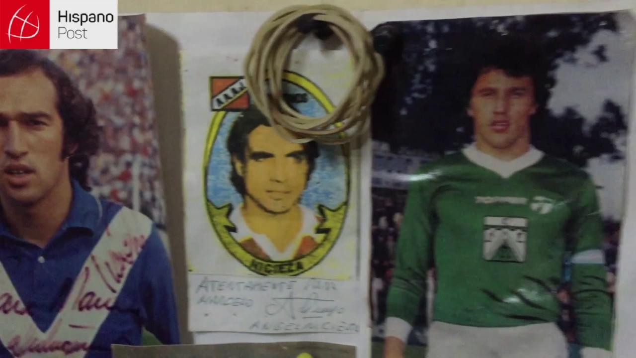 Marcelo Chiarello, idolos de chapa y cartón
