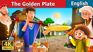 The Golden Plate Story in English | Bedtime Stories | English Fairy Tales