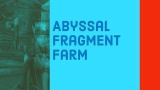 Abyssal fragment farm 8.1