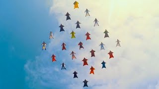 Wingsuit Formation | European Record