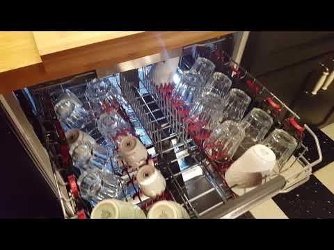 Présentation de mon nouveau lave-vaisselle : AEG COMFORTLIFT FSK93800P