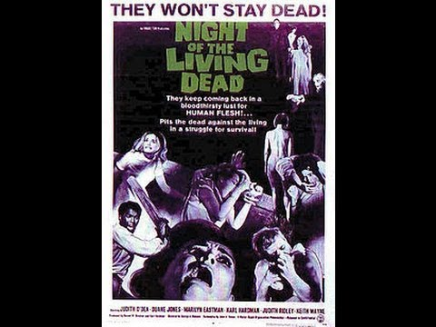 Night of the Living Dead 1968 (full movie)
