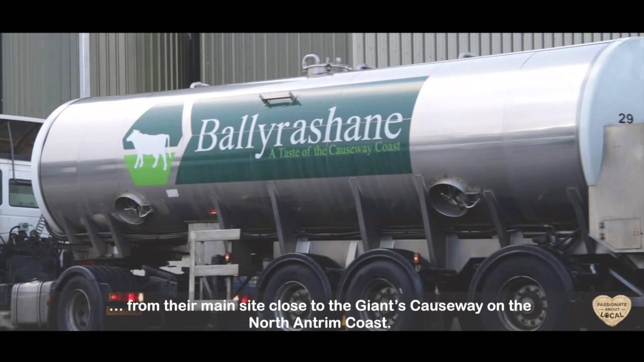 SPAR Supporting Local Suppliers – Ballyrashane Creamery