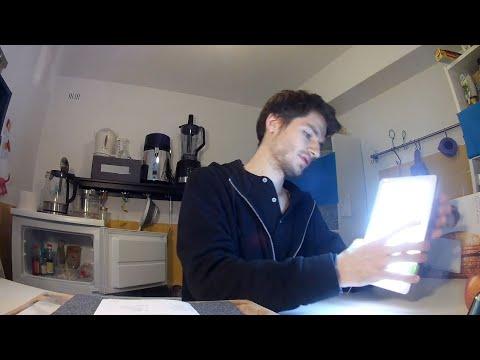 Tageslichtlampe 👍 - nach 3 Wochen