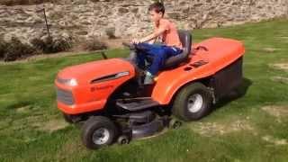 Husqvarna CTH 150 XP zahradní traktor садовый трактор ガーデントラクター