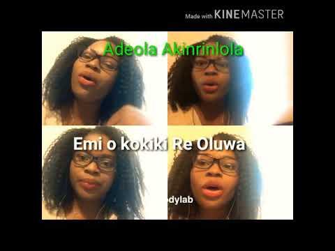 Emi o kokiki Re Oluwa - Reloaded- #yoruba hymn-Easter hymn-