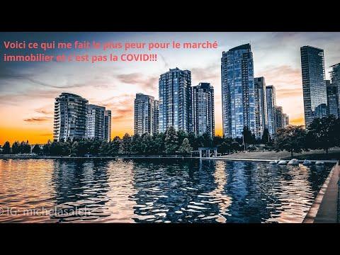 Voici ce qui me fait le plus peur pour le marché immobilier et c'est pas la COVID!!!