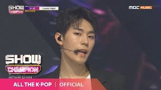Gambar cover Show Champion EP.298 KNK - Lonely Night