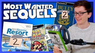 Most Wanted Video Game Sequels - Scott The Woz