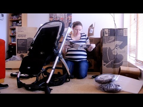 Mamas and Papas || Sola2 MTX Travel System || Unboxing