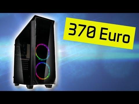 Gaming-PC bauen für 370 EURO! - Viel POWER für wenig Geld