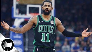 No guarantee Kyrie Irving stays with Celtics - Tracy McGrady   The Jump