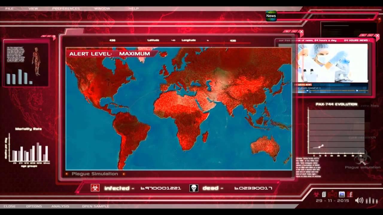Обложка видео Сюжетный трейлер Plague Inc: Evolved