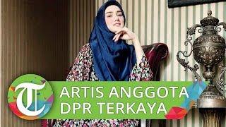 Mulan Jameela Masuk 5 Besar Artis DPR RI Terkaya
