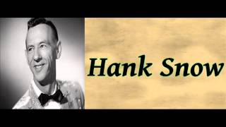 Why Do You Punish Me - Hank Snow