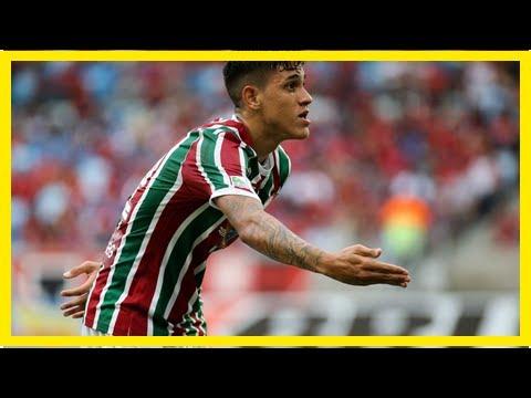 Breaking News   Fluminense on the radar of AC Milan and Roma
