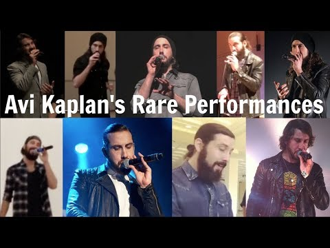 Avi Kaplan's RARE Performances