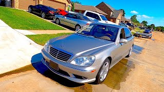 Selling my BMW e39 528i and Mercedes w220 S500 at Copart!!! First Time Selling!!