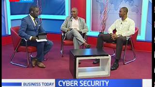 Business Today Discussion: Cyber Security