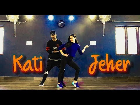 Download Kati Zeher Dance Choreography|Avi J Ft. Ravish Khanna|Dance Cover | Dance Empire Dehradun HD Mp4 3GP Video and MP3
