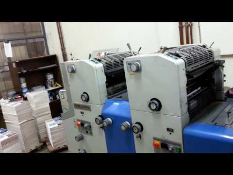 Ryobi 3304-H Offset Printing Machines