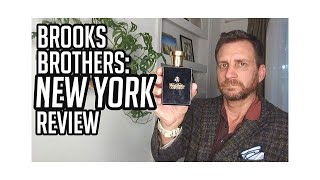BROOKS BROTHERS: NEW YORK REVIEW