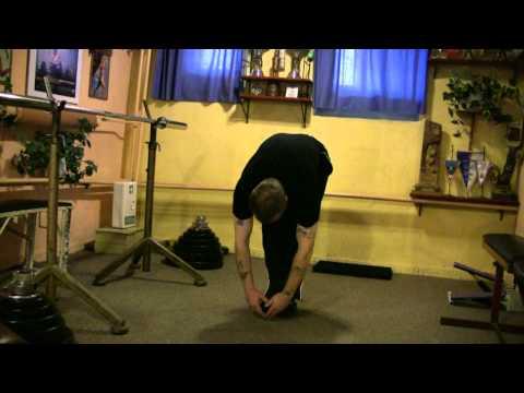 Izometryczne ćwiczenia wszystkich grup mięśniowych