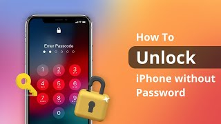 How to Unlock iPhone Passcode if You Forgot [2020]
