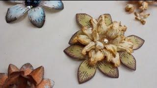 Heartfelt Creations Sun Kissed Fleur Collection