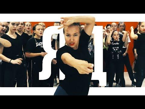 Танцы в Череповце с Юлией Князевой   Эрика Лундмоен - Яд   Танцевальный Центр ЭЛЕФАНК