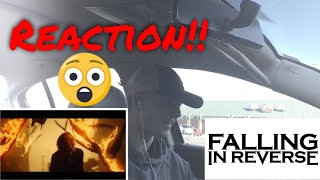 Falling In Reverse- The Drug In Me Is Reimagined (Reaction)