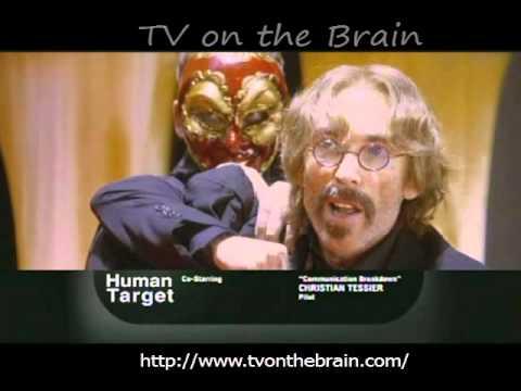 Human Target 2.09 - 2.10 Preview