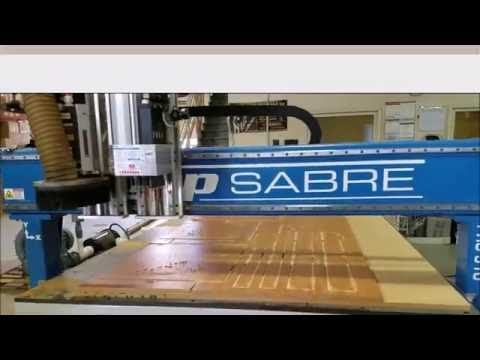 ShopSabre CNC Cabinet Productionvideo thumb