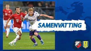 RKC pakt punt na enerverende avond in Utrecht | Samenvatting FC Utrecht - RKC Waalwijk (21/22)