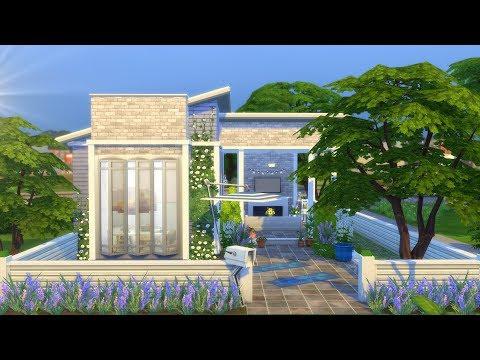 THE SIMS 4: SPEED BUILD // CUTE LITTLE HOME // NO CC