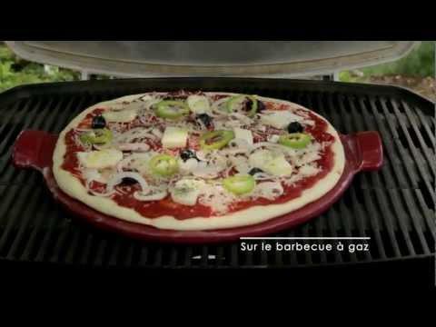 Камень для хлеба и пиццы 36 см Emile Henry (базальт)