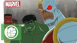Hulk und das Team S.M.A.S.H. - Super-Skrull | NEU auf Marvel HQ Deutschland