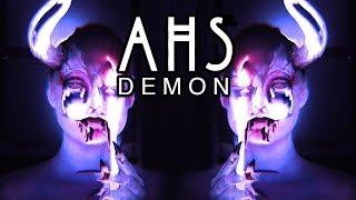 American Horror Story Demon #AHS #hocuspocushalloween