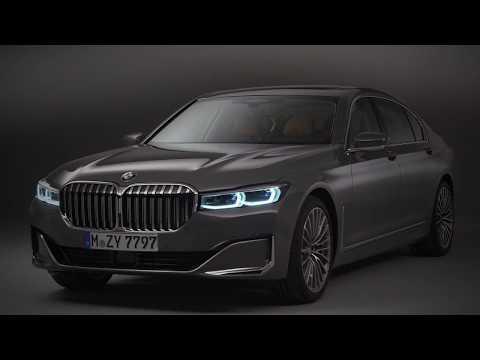 Bmw 7 Series G12 Седан класса F - рекламное видео 2