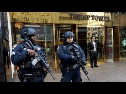 NYPD ramps up security in preparation for Trump's visit