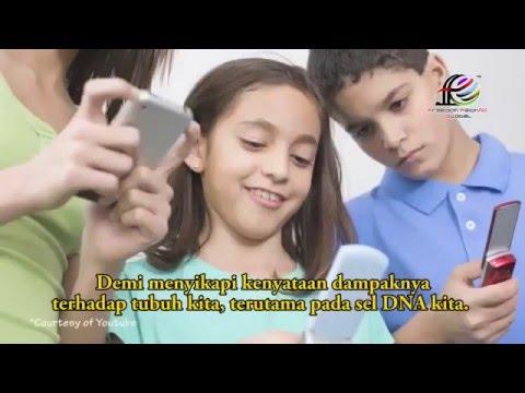 Video Bahaya Radiasi Hp : Penyebab Kanker Otak Sampai  3 X Lipat